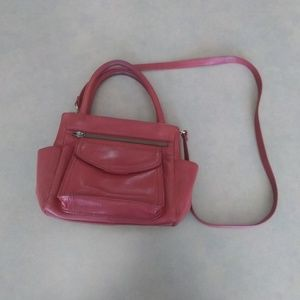 Fossil 75082 Brick Red Mini crossbody bag